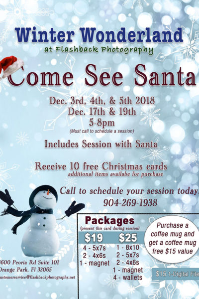 Santa Flyer _ 2018__